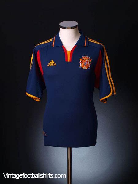 2000 02 spain third shirt xl for sale