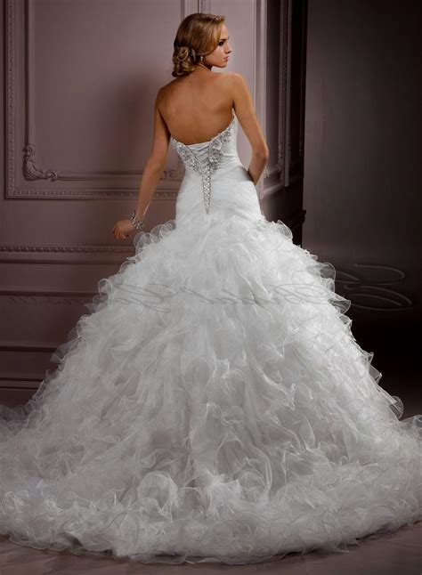 strapless sweetheart wedding dresses with bling naf dresses