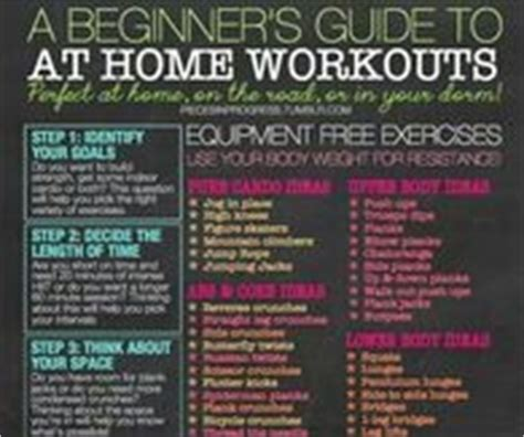 a beginners guide to at home workouts pictures photos and images for facebook tumblr home workout pictures photos images and pics for