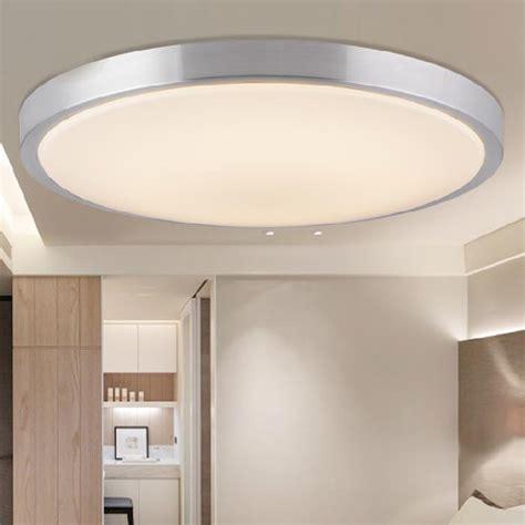 led kitchen ceiling lights 32w smd5730 minimalism aluminum led ceiling light for