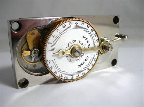 door timer lock mosler lock co time lock vault door mechanical lock ebay