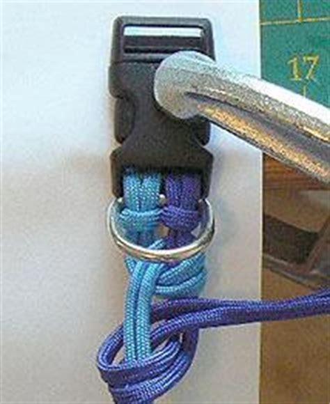 Tali Prusik Biru Kombinasi Ecer cara membuat gelang dari tali kur dan tali prusik