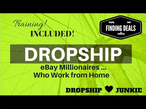 ebay work from home ebay millionaires who work from home youtube