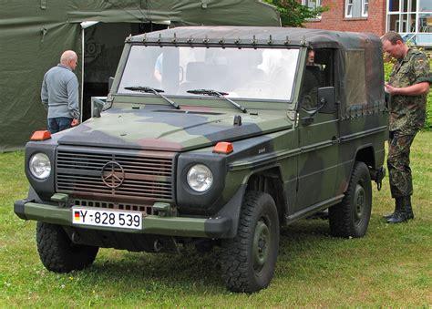 Bundeswehr G Klasse by Wolf Fahrzeug