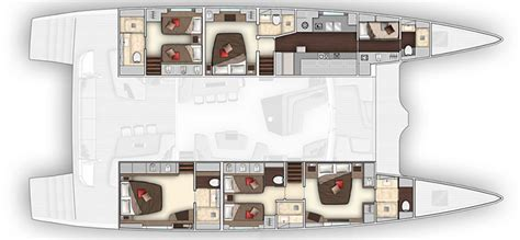catamaran layout yacht charter lagoon catamaran lagoon 77 caribbean