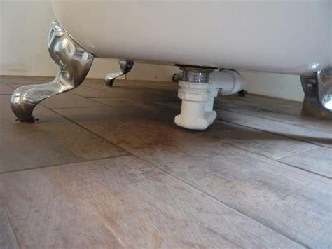 Mopsis Baublog Abfluss Badewanne Angeschlossen