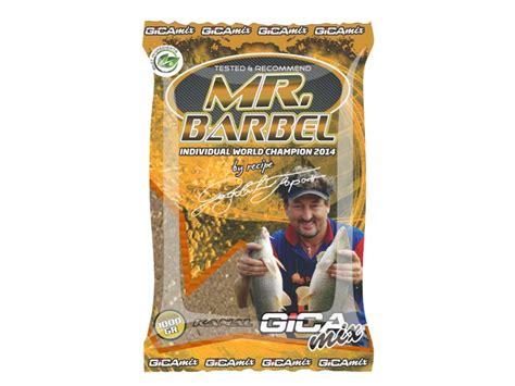 Barbel 1kg gica mix mr barbel kanal 1kg