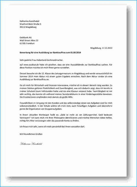 Initiativbewerbung Anschreiben Zerspanungsmechaniker 9 Bewerbungsschreiben Ausbildung Muster Rechnungsvorlage