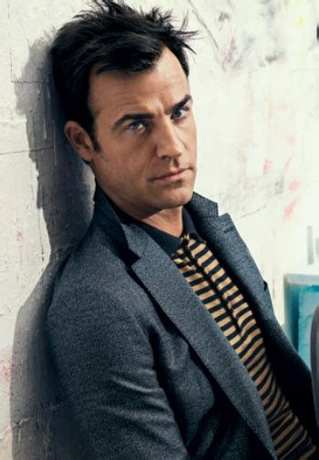 Dont Call Him Mr Big by Justin Theroux Reveals What Aniston About Him