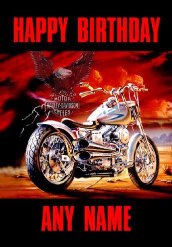 Harley Davidson E Gift Card - free printable harley davidson birthday cards printable cards