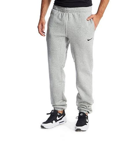 Celana Panjang Jogger Nike Fc Grey nike fleece swoosh foundation mens trouser top