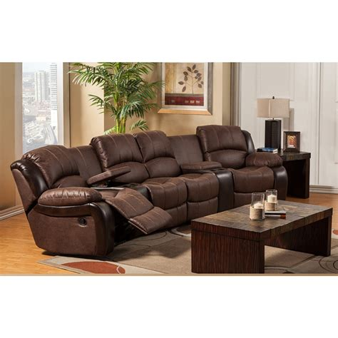 home theater sectional sofa contemporary luxury furniture living room bedroom la