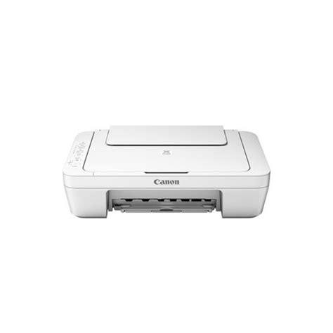 Printer Canon Wireles canon pixma wireless inkjet white printer mg3020 walmart canada