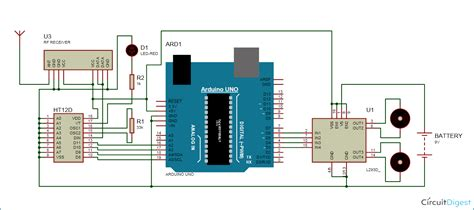Garage Plans With Flex accelerometer based hand gesture controlled robot using