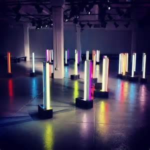 how to set up a light show rodarte fashion show stage ccalightlab vodelightlab