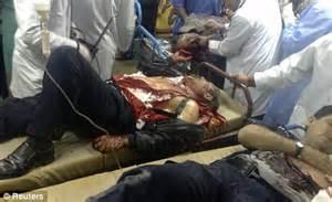 Suicide bombings claim 18 lives in former Al Qaeda