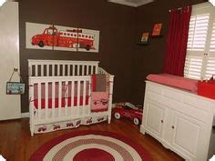 firefighter baby room themes 1000 ideas about truck nursery on
