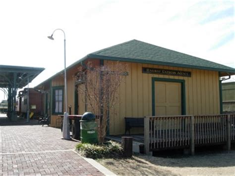 oakwood depot oklahoma railway museum oklahoma city