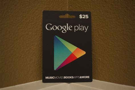 Win A Google Play Gift Card - contest win another 25 google play gift card from droid life update winner picked