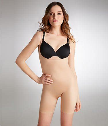 To Bare spanx slimplicity firm open bust bodysuit