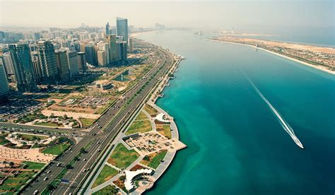 corniche dubai things to do in abu dhabi