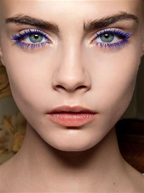 8 Eyecatching Coloured Mascaras by 25 Best Ideas About Blue Mascara On Colored