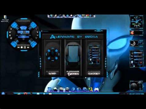 temas para mi pc tutorial de descargar e instalar el mejor tema alienware