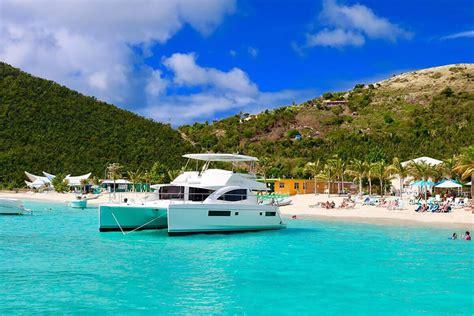 virgin charter yachts bvi catamaran powercat motor yacht charters