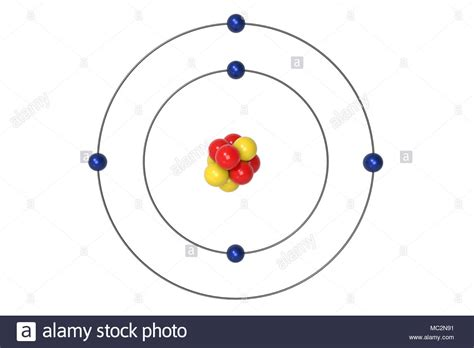Protons In Boron by Boron Element Stock Photos Boron Element Stock Images