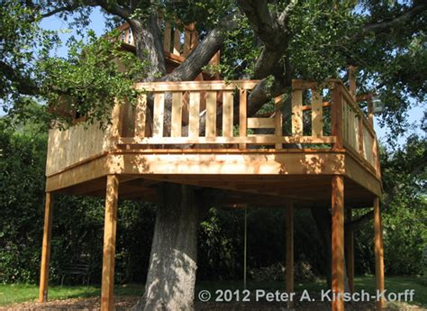free standing tree house designs los angeles wood tree houses playhouses play forts play structures beautiful
