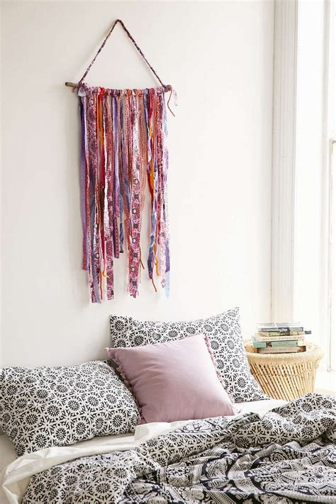 bedroom wall curtains magical thinking quetzal yarn wall hanging yarns the
