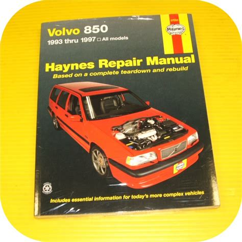 car owners manuals free downloads 1997 volvo 850 parking system service manual car repair manuals online free 1993 volvo 850 electronic toll collection