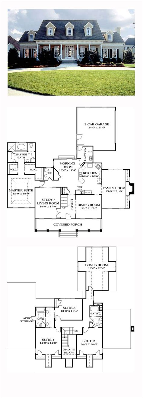 4 bedroom country house plans best ideas about bedroom house plans country and 4 open floor plan luxamcc