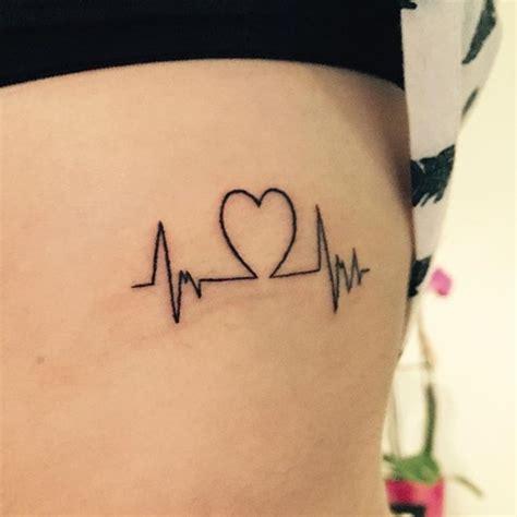 heartbeat lifeline tattoo 160 emotional lifeline tattoo that will speak directly to