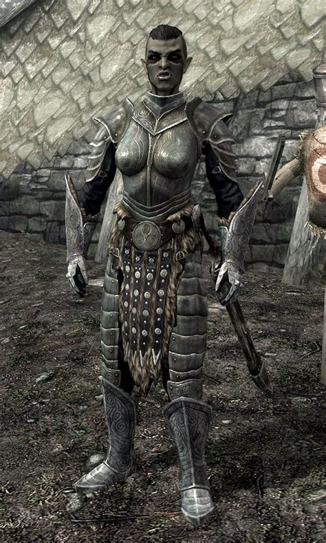 skyrim hot steward borgakh the steel heart elder scrolls fandom powered