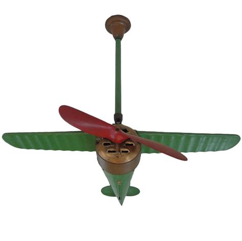 rare lindy airplane ceiling fan boys planes and boy rooms