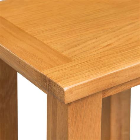solid oak end vidaxl end table solid oak 27x24x37 cm vidaxl co uk