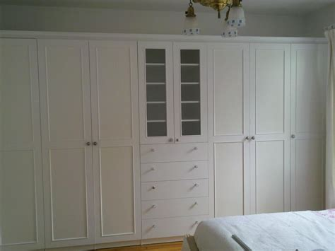 Bedroom Wall Closet by Bedroom Wardrobe Wall Cabinets