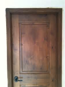 Interior Staining ? Alder Wood ? Method   drcustompainting