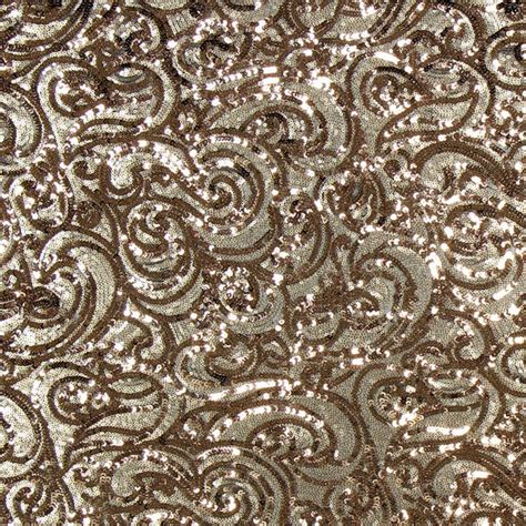upholstery fabrics nyc new york sequin fabric copper party evening wear