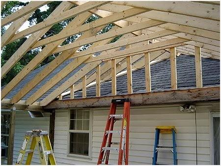 how to build a gable roof open gable patio cover elegantly 187 erm csd