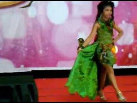 design gaun fashion show ecy fashion show anak gaun pesta youtube