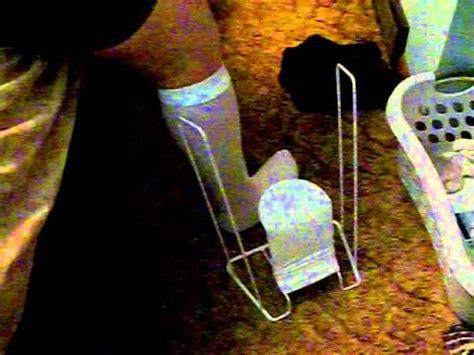 sock aid demonstration 9 1 11 demonstration of mediven big butler comp sock aid