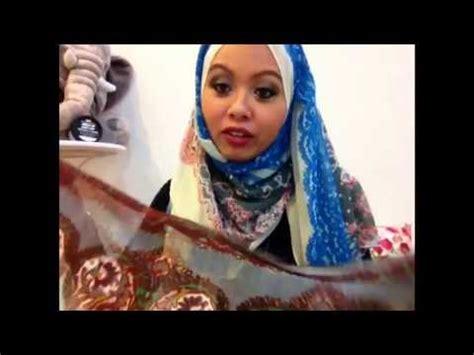 tutorial hijab simple ootd ootd and simple hijab tutorials featuring shawls and