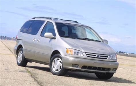 auto air conditioning repair 2002 toyota sienna navigation system 2001 toyota sienna warning reviews top 10 problems you must know