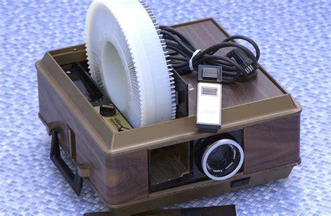Proyektor Slide Nikon Slide Projector