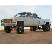 Chevrolet 1 Ton Dually Crewcab Monster