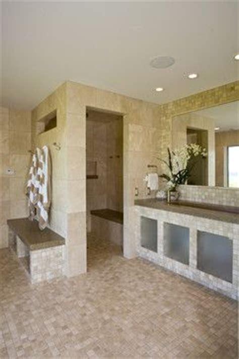 rustikale fliesen 1581 glassless shower beautiful bathroom