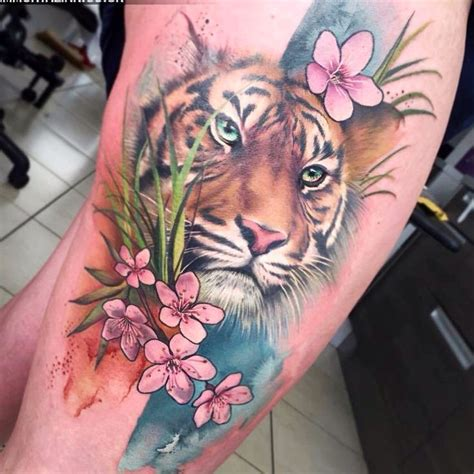 1000 ideas about tiger tattoo on pinterest tiger tattoo