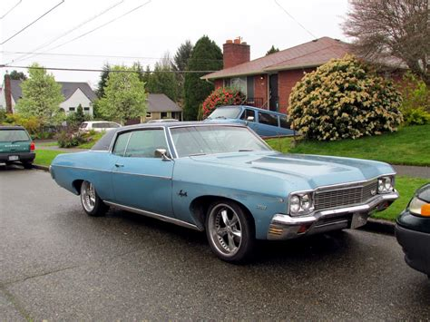 1970 chevrolet impala seattle s classics 1970 chevrolet impala custom